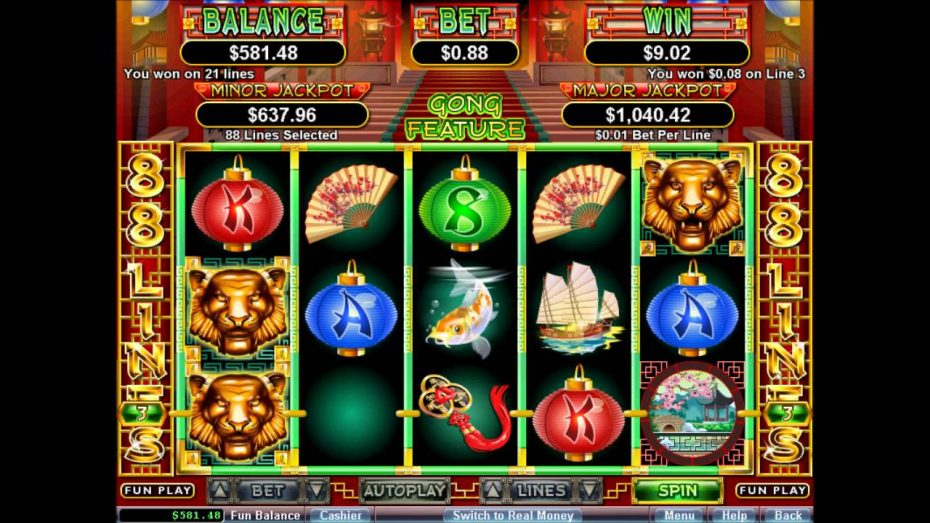 How to Create an Online Slot Machine